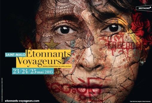 Étonnants Voyageurs 2015