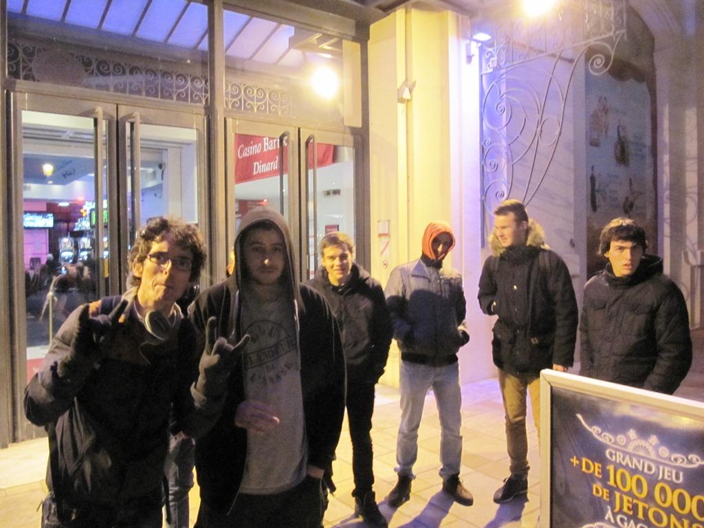 Les élèves internes redécouvrent la Russie